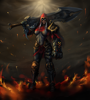 Darksiders femWAR by Hoodsun
