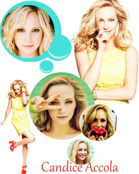 Candice Accola by JasWoosh