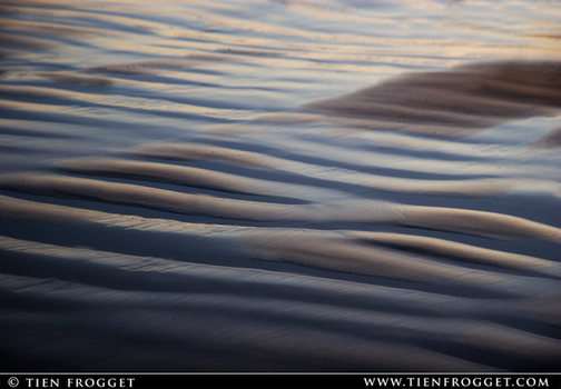 Ripples In The Sand by tienlove