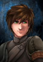 How to Train Your Dragon 2 - Hiccup by CoolBlueX