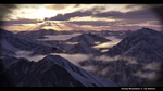 Snowy Mountains 2 by Voleuro
