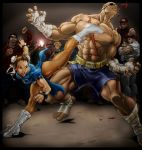 Poor Sagat by VinRoc
