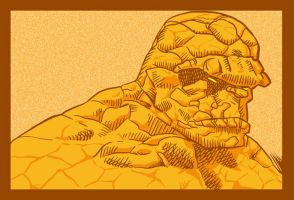 Ben Grimm by ChrisMcJunkin