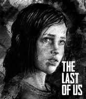Ellie - The Last Of Us by beoulve