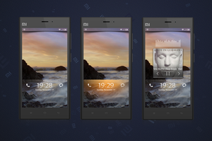 V6 Lockscreen for MIUI V5 by Xiaomi-MIUI