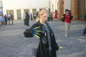 My Larxene cosplay by Taiychan