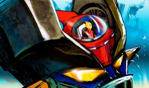 Mazinger - Freedom with no chains by sandpaperdaisy