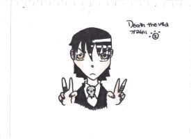 Death the Kid by zoura62000