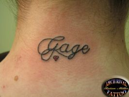 Gage by theothertattooguy