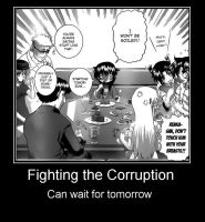 Fighting the Corruption by Andarion