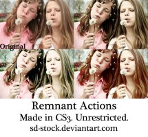Remnant Actions by sd-stock