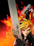 FFVII:Advent Children by dronio