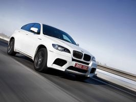 BMW X6 M - No. 4 by Bambr