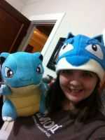 Blastoise Hat by chkimbrough