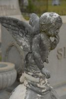 Taylor Jackson Cemetery 07 by LinzStock
