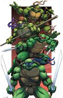 TMNT by ZeroMayhem