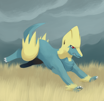 Manectric by tortaviso