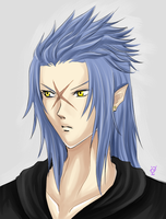 Saix by GoldieAuvs