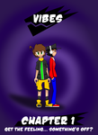 VIBES Chapter 1 Cover by Ace-Catel