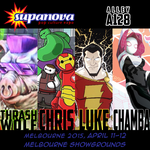 Supanova Melbourne 2015 - Alley A128 by theCHAMBA
