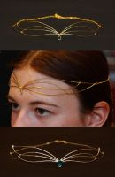 two small Galadriel diadems by Celefindel