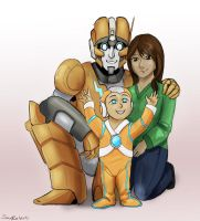 Rungs family by SoulRobot
