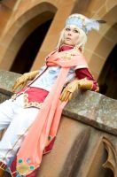 Trinity Blood : Earl of Memphis by kaguyaxhime