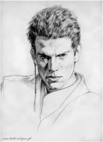 Anakin Skywalker by katea