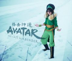 Avatar The Last Airbender Toph Bei Fong by TophWei