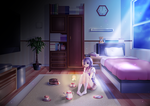 Lonely Night by M-1nG