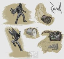Reven Concept by Girsteroth