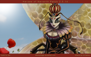 Heroes of Newerth 2.5.14 Patch Screen by Moonymage