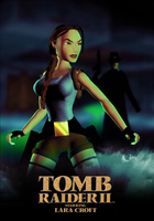 Tomb Raider II - Unofficial Poster by FearEffectInferno