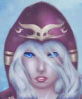 Ashe. by sabsquatch