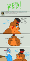 Question 100 by Ask-The-Fazbear-Bros