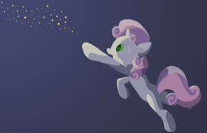 Sweetie Belle! by DispatchRabbi