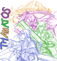 RO: Thanatos Guild WIP by hafumi
