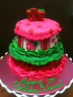 Strawberry Shortcake by simplysweets