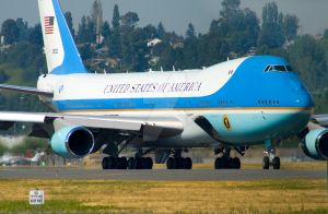 Air Force One by CopperbeltJack