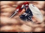 Bleach 564 : Renji New Bankai by OneBill