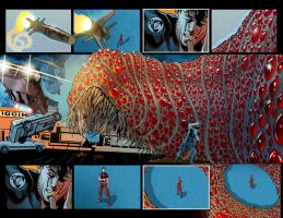 INFESTATION-II#2page12 13 col by Claudia-SG