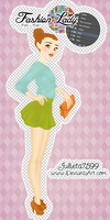 Fashion Lady PSD y PNG By Julieta7599 by Julieta7599
