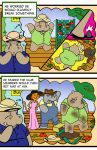 Horace Pg 7 and 8 by ChibiCelina