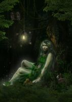 Dryad by Green--Cat