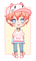 new bby by PastelBits