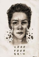''LOSE YOUR MIND'' Stiles by konradM96