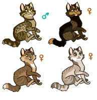.: TBT - Adoptables :. by Joker-Darling
