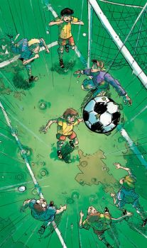 Fear to miss the goal by garaz