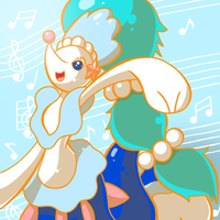 Primarina's Song by samukari