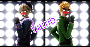 lamb with a period at the end! by FB-C